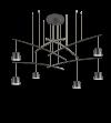 LAMP / 6 / FISH / NERO