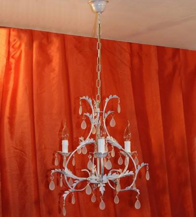 Lampadario 3 luci Botte