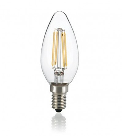 4W E14 Filamento LED