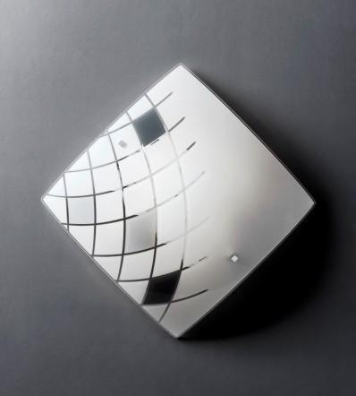 Plafoniera 40x40